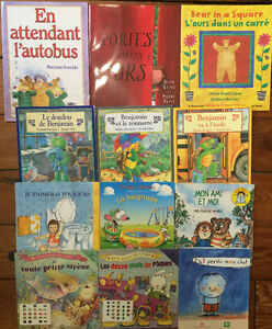 FRENCH children's picture books $3 each or all 12 for $30