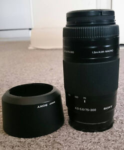 LENSES AND ACCESSORIES FROM SLT ALPHA A-57 In Hespeler Cambridge Kitchener Area image 3