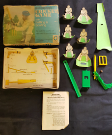 waddingtons cricket game 1969 - vintage collectable