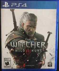 Trade me... THE WITCHER 3