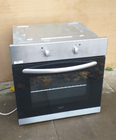 BUILT IN OVEN: BUSH * works on ordinary plug * - DELIVERY AVAILABLE