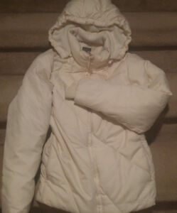 Young ladies down filled short jacket. $35 obo.