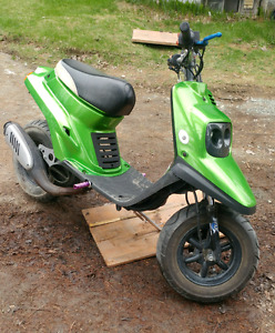 Scooter yamaha Bw's R