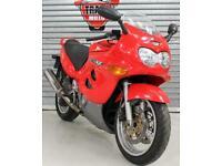1998 98 SUZUKI GSXF 600 RED TRADE SALE HPI CLEAR 30K NEW MOT BANDIT SPORTS BIKE