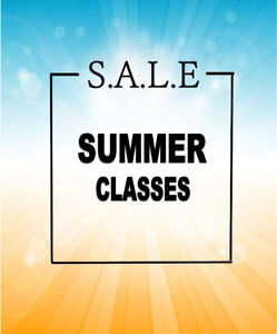 Shantel's Wagging Tails Summer Class Sale