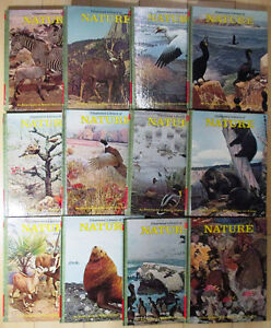 Illustrated Library of Nature 12 Volume Set Hardcover – 1971