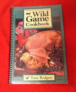 'GOING WILD' OUTDOORS GAME RECIPES COOK BOOK $5