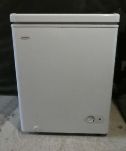 Chest freezer 3.8 cu. ft. from DANBY