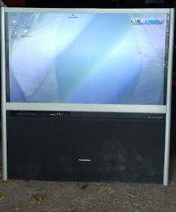 "Toshiba 51""  TV (Projection TV Model 51H83)"