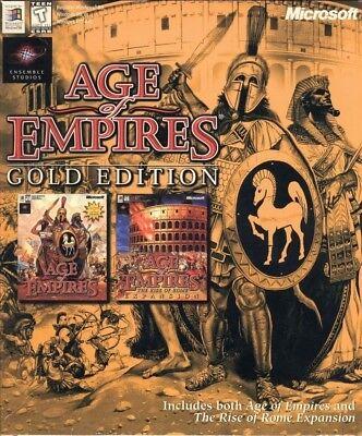 Age Of Empires 1   Rise Of Rome 1999 Ed   1Clk Windows 10 8 7 Vista Xp Install