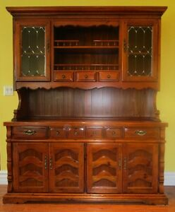 Deluxe china cabinet - FURTHER REDUCTION