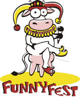Volunteers for fun work at 18th FunnyFest Calgary Comedy Fest