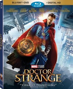 Blu-Ray - Doctor Strange, Guardians of the Galaxy & Ted 2