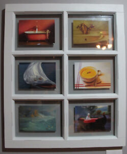 Window Frame Picture Frames