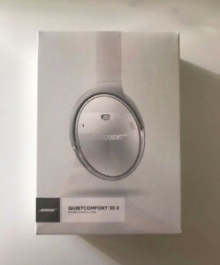 Brand New Bose QC35 II Noise Cancelling/Wireless Headphones