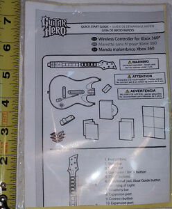 Guitar Hero Design Stickers - NEW London Ontario image 2