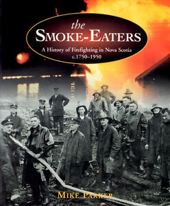 The Smoke-Eaters by Mike Parker
