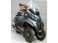 2012 62 PIAGGIO MP3 500 LT SPORT TOURING TRADE SALE CAT N CAR LICENCE LOW MILES