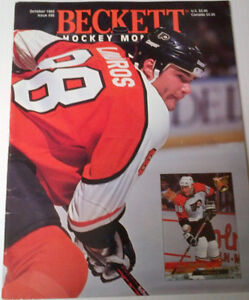2nd set of Hockey Beckett's from early 90's -