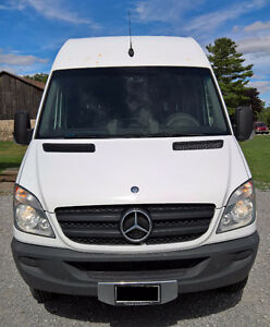 2012 Mercedes-Benz Sprinter 3500 ULTIMATE SERVICE TRUCK
