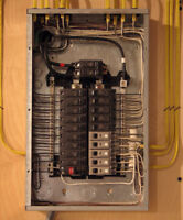 Electrician to quote 200A panel upgrade