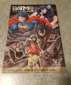 Batman and the Justice League DC comics manga, Loot Anime