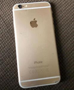 IPhone 6 (Gold) for sale