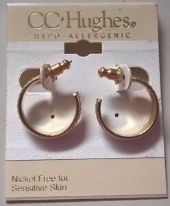CC.Hughes Hypoallergenic Earring