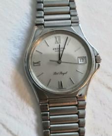 Gents Zenith Port Royal Vintage Quartz Watch