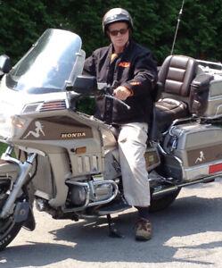 MOTO HONDA GOLDWING ASPENCADE