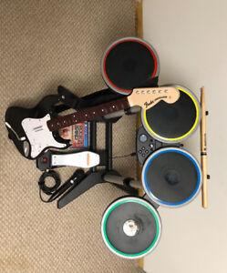 PS4 Rock band 4 wireless