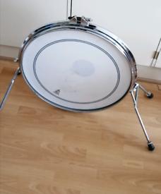 "Arbiter flats 20"" and 22""bassdrum /pearl /Mapex /Tama"