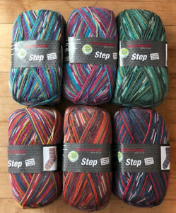 Austermann Self Striping Sock Wool