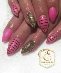 $15 OFF FIRST GEL NAIL SET WHEN YOU BOOK AND MENTION THIS AD!! Strathcona County Edmonton Area image 2