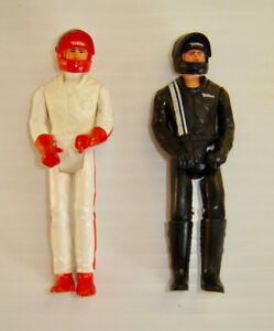 Vintage Tonka 1979 Play People Action Figures - Race Car Drivers