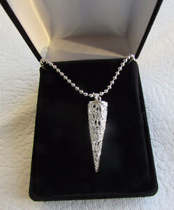 Sterling Silver Necklaces & Bracelets w/Gift Box - NEW Gatineau Ottawa / Gatineau Area image 4