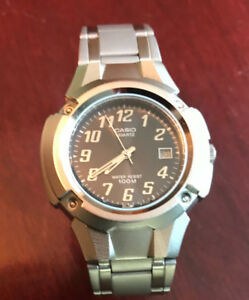 Montre Casio Stainless steel