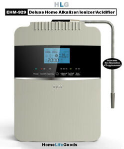 EHM-929 8-Plate Alkaline Water Ionizer at Lowest Price Anywhere!