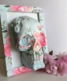 Cath Kidston Style Skull