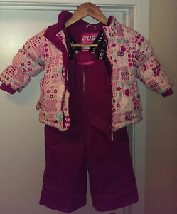 Girls Winter Jacket and Pants- 18 months