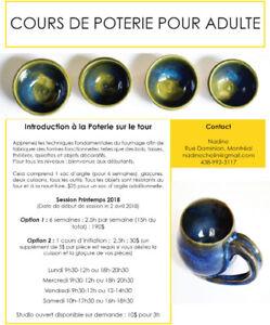 Tour poterie kijiji qu bec acheter et vendre sur le - Modele poterie pour debutant ...