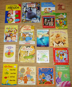 25+ Children's Books for Ages 4-10 - Brand New, Like-New & EUC