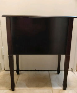 Bombay company 3-in1 filing cabinet / desk / table