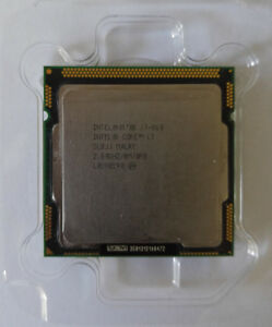 Intel i7-860 Quad Core Processor (2.80GHz, 8MB, 95W) from Dell