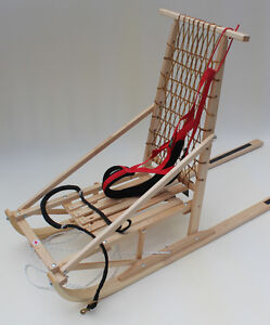 Kicksled, Dog Harness, and Bungee Link