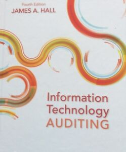 Information Technology Auditing - textbook