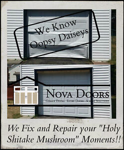 Garage Door Repair Services. Springs/Rollers/Cables + More Kitchener / Waterloo Kitchener Area image 5