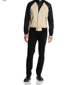 MACKAGE MENS BRANT BOMBER JACKET new with tags PAID $400+