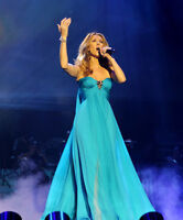 Celine Dion in Montreal