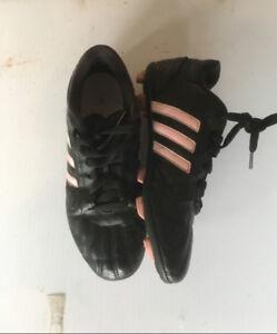 Adidas girls Soccer cleats